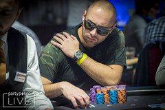 D8A_6681 (partypoker) Tags: partypoker live grand prix vienna austria montesino main event day 2