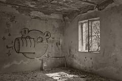 _MG_0059 (daniel.p.dezso) Tags: kecskemét laktanya orosz kecskeméti former soviet barrack urbex abandoned military base militarybase