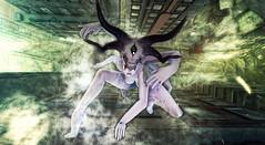 The Keepers Mask (clau.dagger) Tags: thenightmare event aii egosum anatomy secondlife horror halloween avatar mask ysys drd eve anc maitreya poseidonposes hunt gift free