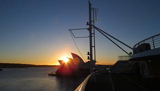 IMG_2536 Sunrise Over The Opera House. (1)