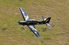 RAF Tucano ZF269 (alanmoran91) Tags: raf tamron tamron150600mm tamron150600 150600mm nikon nikond7200 d7200 lowlevelflying lowflying aircraft aeroplane airplane wales tucano