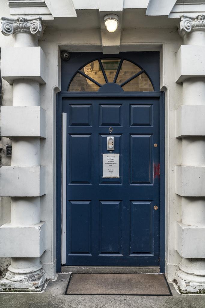DOORS OF DUBLIN No. 9 HENRIETTA STREET [ST VINCENTS TRUST]-133287