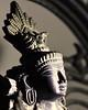 Sidelit - Macro Mondays (Jean-Marc Vacher) Tags: sidelit macromondays shiva nataraja bronze figure detail metal shadows d800e