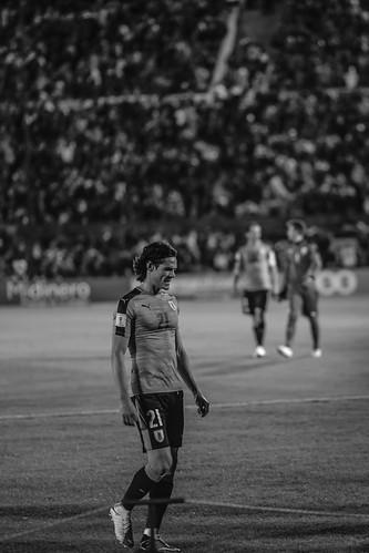 Uruguay 4 - Bolivia 2 | Camino a Rusia! | 171011-0261-jikatu