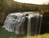 Middle Falls - Letchworth (Matt Champlin) Tags: autumn fall letchworth letchworthstatepark amazing incredible life nature hiking foliage towering roaring torrent canon 2017 rochester cny waterfall iloveny gorge glen history home walking adventure