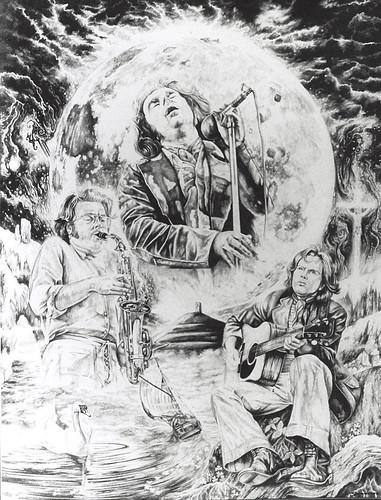 Van Morrison -Pencil