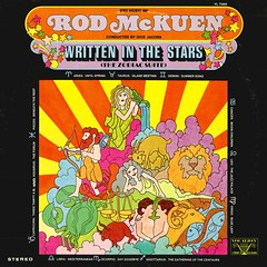 Written in the Stars (grooveisintheart) Tags: lp record vinyl groovy mod graphicdesign vintage albumcover zodiac horoscope astrology