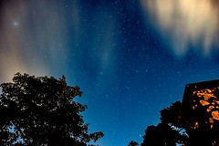 Starry night in Arran (Anne Young2014) Tags: stars stargazing nightsky scotland scotspirit arran starrynight starry