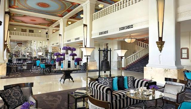アナンタラ サイアム バンコク ホテルのオススメポイント:ホテルロビー