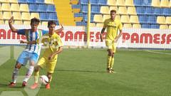 DH Juvenil. Villarreal CF 0-1 Kelme CF (12/10/2017), Jorge Sastriques