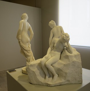 La Pensée (après 1907), Alfred Boucher -  Musée Camille Claudel, Nogent-sur-Seine (10)