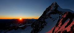 Sonnenuntergang auf der Adlersruh! (ernst.weberhofer) Tags: adlersruh grosglockner stüdlhütte