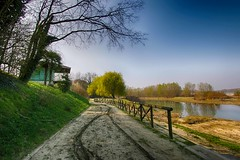 In riva al Po (Gianni Armano) Tags: fiume po foto gianni armano photo flickr