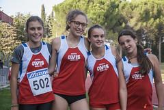Sofia Marchegiani, Federica Tomassini, Emma Baldoni, Greta Ricciardi