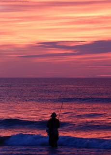 Sunrise fisherman (Explored 10/19/17)