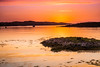 Every night a different sunset on this wonderful Island of Mull (Geordie_Snapper) Tags: bunessanbay canon5d3 canon1635mm tripod sunset landscapecoast colours sky isleofmull scotland autumn september