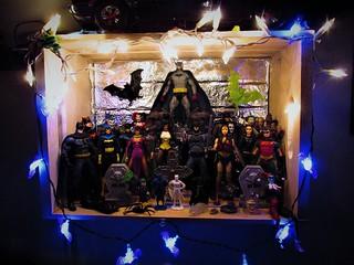 Bat Shrine Update October (Dark)
