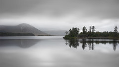 Boat House (Illogical_images) Tags: connemara ireland illogicalimages hitech filters sony a7r still longexposure nature mountains minimal