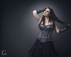 JNC_01 (G113_Photography) Tags: portrait beauty beautiful corset fashion glamour modeling hair women photography dramatic studio studiolight