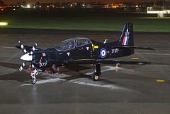 ZF377 RAF Northolt 19-10-17 (IanL2) Tags: raf northolt shorts tucano zf377 aircraft trainer