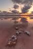 Salty sunset. (jorgemaktub) Tags: atardecer puestadesol torrevieja salinas saltlake sunset water pink laguna nature naturaleza landscape paisaje