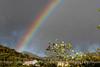 Sestri Levante, Liguria, Italy, Italian Riviera (doublejeopardy) Tags: italianriviera hail italy rainbow rain places sestrilevante liguria it