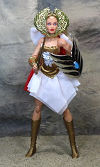 She-Ra Princess of Power 12 inch figure - Mattel (Weapon_X_Wolverine) Tags: shera heman princessofpower adora doll fashiondoll sword cartoon 80scartoons muscularwoman strongwoman powerfulwoman princess toyphotography toyreview 12inchfigure