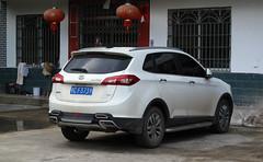 Senova X65 (rvandermaar) Tags: senova x65 senovax65 baic beijing china yangshuo guangxi rvdm