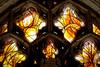 Fiery Harvest (hoobgoobliin) Tags: canterbury cathedral harvest fire stainedglasswindow fujifilmxe2 xf56mm fujifilm robcharles hoobgoobliin christianity wheat corn