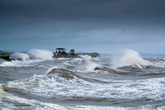 Storm Brian (tony johnston Images) Tags: storm brian seastormstormy seascape water landscape rough seas fuji xt2 wild outdoor autumn cumbria furness penisula other places sea stormy uk waterscape wind windy
