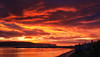 epic sunset (David Ruiz Luna) Tags: vatneyri vesturbardastrandarsysla islandia patreksfjörður patricksfjord westfjords iceland northwestconstituency vesturbyggð sunset dusk dark colors nightfall sundowner twilight twinight magichour orange yellow clouds sky sea ocean seaport harbor village spectacle europe luz light nubes landscape paisaje escenario scene coast costa water agua mar atlantic océano outdoors summer verano touraroundtheworld turismo tourist touring tourism travel trip viajar europa beauty glorious epic