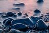 in the pink (Margaret Preuss-Higham) Tags: nd4 stones texture silky smooth pink sea canon dorsetcoast dorset kimmeridgebay sundown longexposure sunset