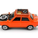 Matchbox - '70 Datsun 510 thumbnail