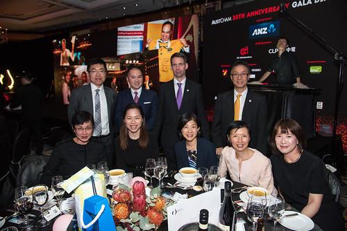 Austcham 30th anniversary Hong Kong