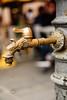Fountain (spaetzle) Tags: fountain actionshot cinqueterre italianriviera fujifilmxt1 water bokeh depthoffield corniglia drip drop