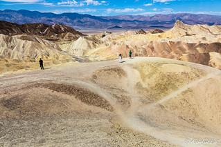 Death Valley View (Zabriskie Point)