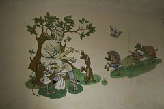 _MG_8337 (daniel.p.dezso) Tags: kiskunlacháza kiskunlacházi elhagyatott orosz szoviet laktanya abandoned russian soviet barrack urbex ruin tale illustration drawing military base militarybase