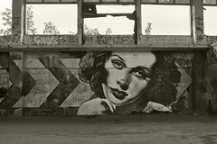 _MG_2693 (daniel.p.dezso) Tags: budapest graffiti nagyvásárcsarnok urbex abandon ruin hungary