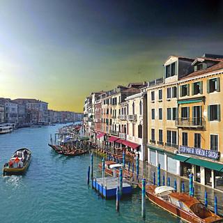 Stop Mafia, Venezia è Sacra