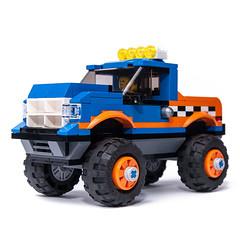 60180 MonsterTruck mod (KEEP_ON_BRICKING) Tags: lego city 60180 set mod moc custom design car vehicle awesome monster truck big wheels keeponbricking youtube howtobuild howtomake building instructions video tutorial