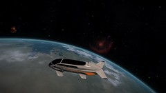 California Nebula Expedition (PHO3NIX_F1RE) Tags: elite dangerous california nebula