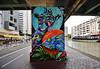 Sitou (HBA_JIJO) Tags: streetart urban graffiti paris art france hbajijo wall mur painting aerosol peinture spray mural bombing urbain sitoumattimagination animal girafe cameleon