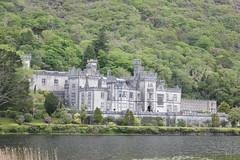 IMG_3203 (avsfan1321) Tags: kylemoreabbey ireland countygalway connemara castle abbey water landscape mountains mountain green lake pollacapalllough pollacapalllake
