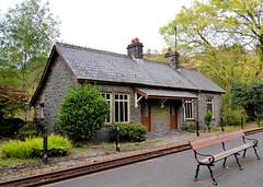 Tanybwlch (R~P~M) Tags: train railway station narrowgauge wales cymru uk unitedkingdom greatbritain house cottage tanybwlch gwynedd ffestiniograilway