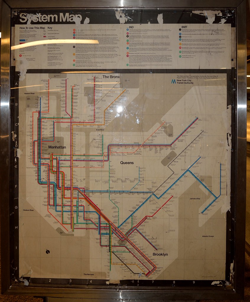Mta Subway Map Timeline.The World S Newest Photos Of Map And Mta And Subway Flickr Hive Mind