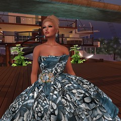 When You Wish Upon a Star (madeleine_paxson) Tags: titanic wishing model blogger madeleinepaxson venue secondlife photographermadeleinepaxson