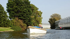 Gantel Poeldijk (kees torn) Tags: vlaardingen foppenplas broekpolder wateringen poeldijk gantel vlaardingervaart noordvliet gemeentewestland schipluiden motorboot