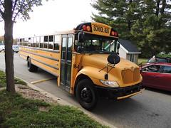 Battle Creek Public Schools (Nedlit983) Tags: school bus ic ce