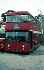 Ribble 1957 800705 Morecambe [jg] (maljoe) Tags: ribble rms ribblemotorservices nationalbuscompany nbc leyland leylandatlantean