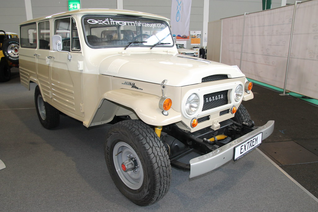 The World's Best Photos of fj45 and toyota - Flickr Hive Mind